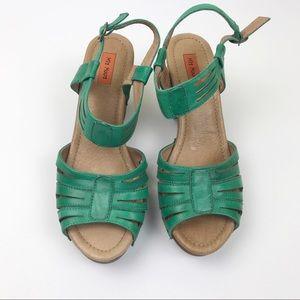 """Miz Mooz Shoes - Mix Mooz Sandals """"Hillary"""""""